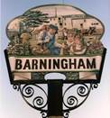 Barningham Public Exhibition